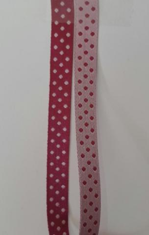 Nastri decorativi  Nastro double face rosa-fuxia