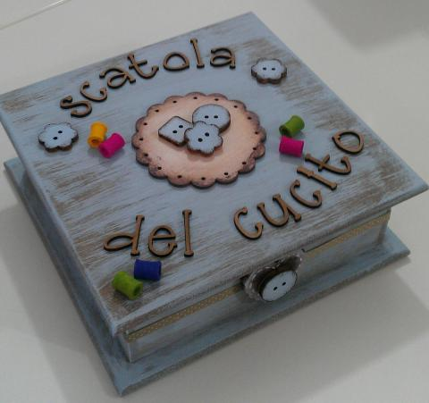 Scatola mdf porta cucito 01 tacabutun for Accessori cucito